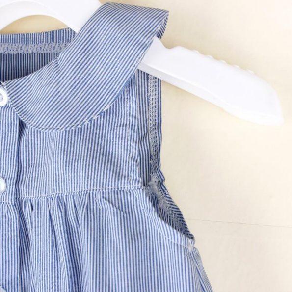 vestido bebe sin mangas