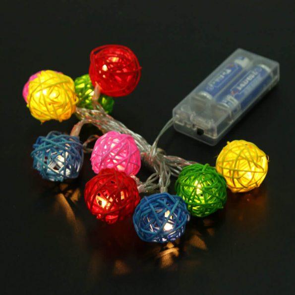bombilas led de colores