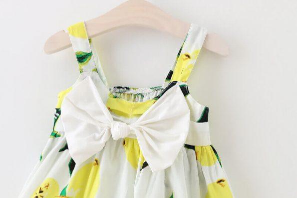 vestido verano bebes