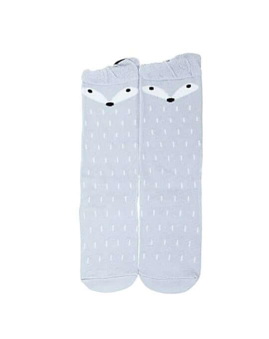 calcetines fox grises