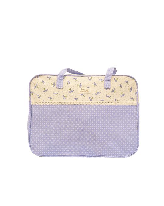 conjunto bolsas flores azules01