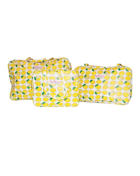 bolsas de bebe carrito limones
