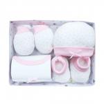 pack recien nacido rosa