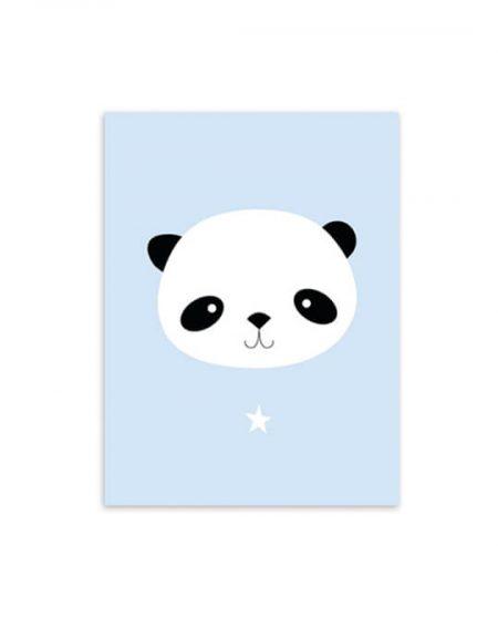 lámina panda