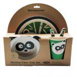 vajilla-infantil-fibra-de-bambu-oso-panda