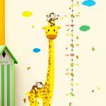 vinilo-infantil-decorativo-jirafa