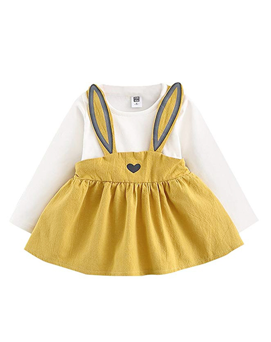 vestido niña bebé