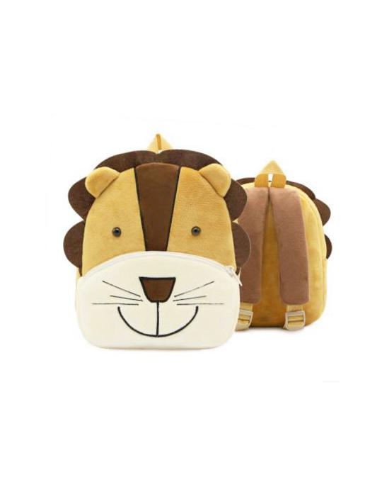 mochila león niños