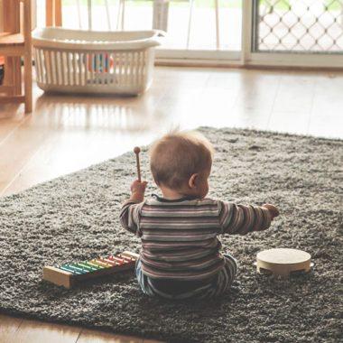 Beneficios de la música clásica en los bebés